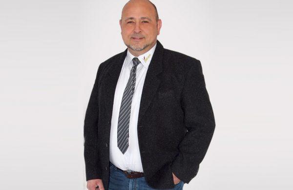 Ein neues Gesicht: Randolf Schneider